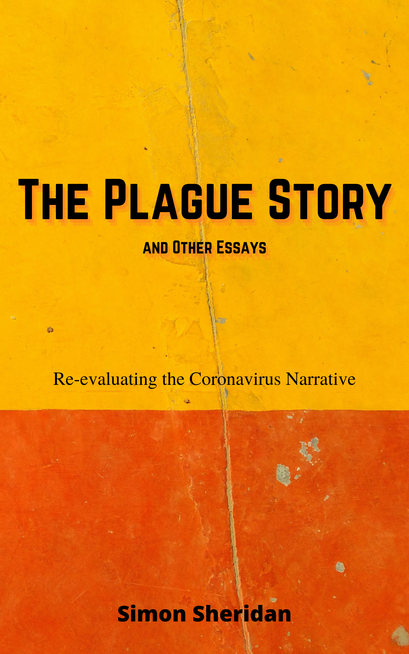 """The Plague """"Story and Other Essays width="""